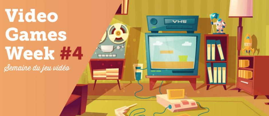 Video Games Week #4 à Coutras